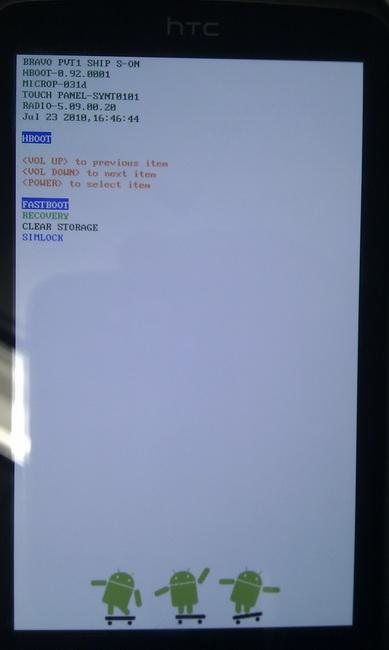 Neues Firmware-Update 2.29.405.2 für den HTC Desire