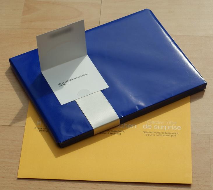 Amazon geschenkverpackung
