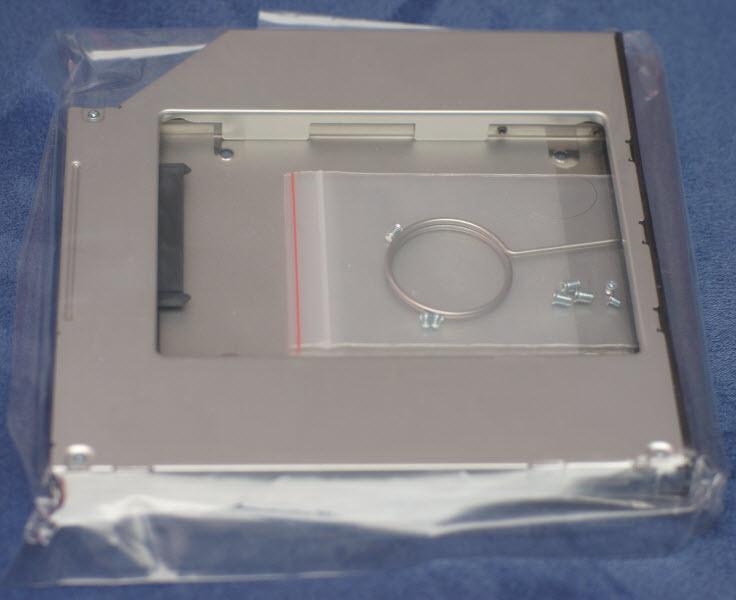 Hardwaremodding des Hewlett Packard 2510p für erhöhte Systemleistung