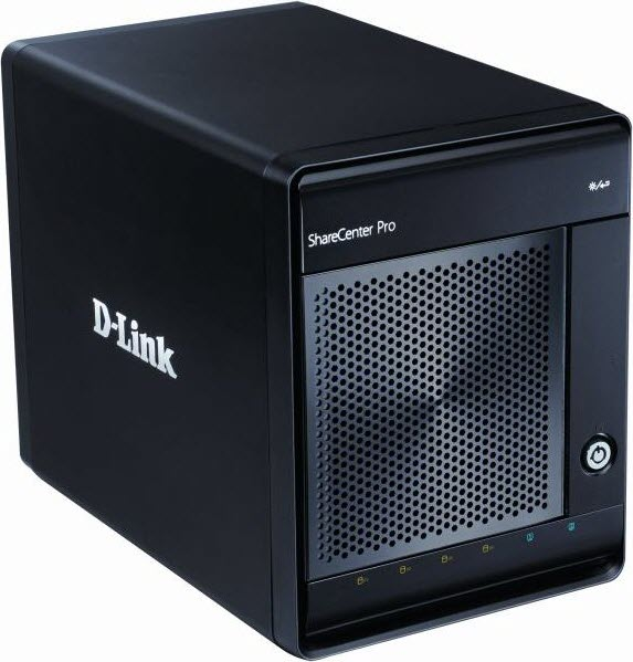 D-Link ShareCenter™ Pro 1100 – DNS-1100-04 ist erschienen