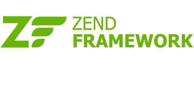 Zend Framework - Banner with Text