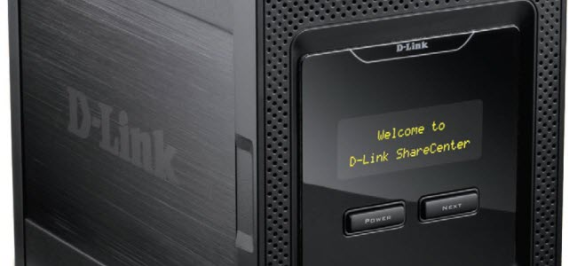 D-Link DNS-345