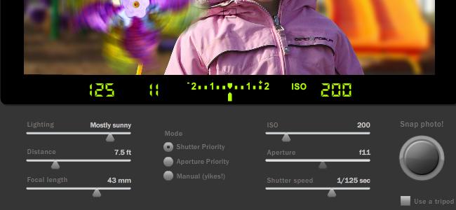 CameraSim – Kameraeinstellungen praktisch im Simulator erläutert