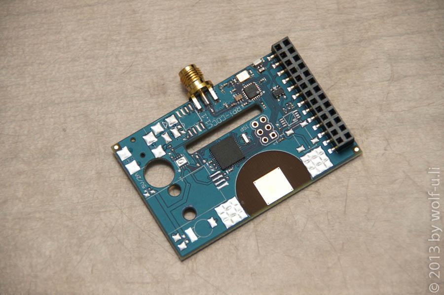 Bilder des Busware COC für den Raspberry PI