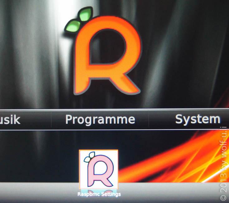 Hinzufügen eines RTMP-Streams zu XBMC
