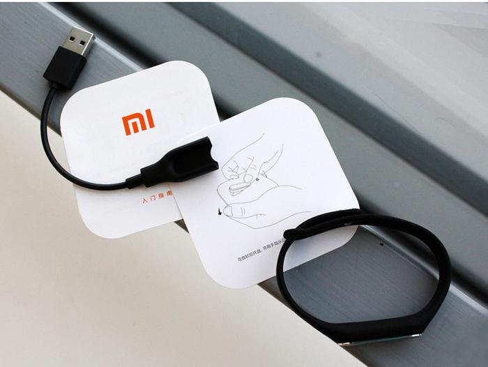 Review des Xiaomi Mi Band: Vorstellung